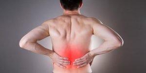 scădere în greutate cu leziuni inferioare la spate)